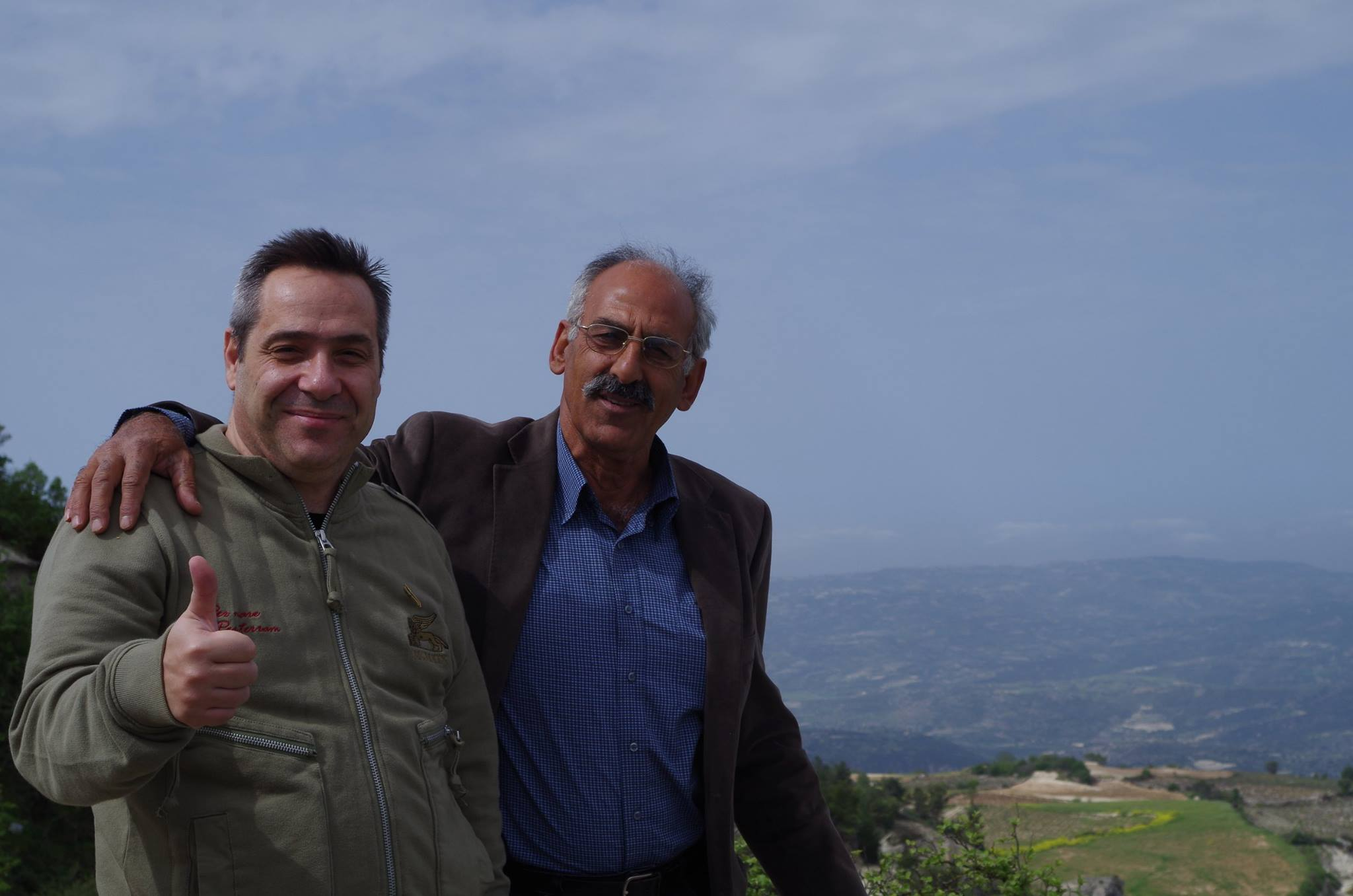 Together with Andreas Kyriakides