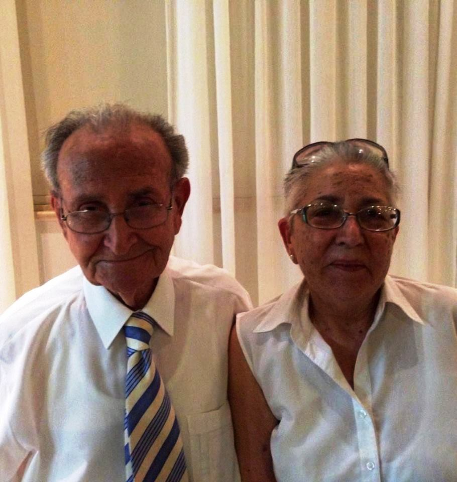 Ioannis and Yiannoula Ioannidou