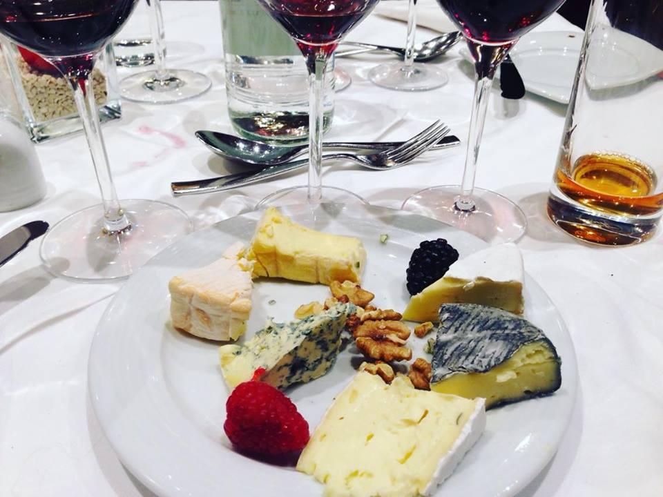 Cheese and wine beats everyhing