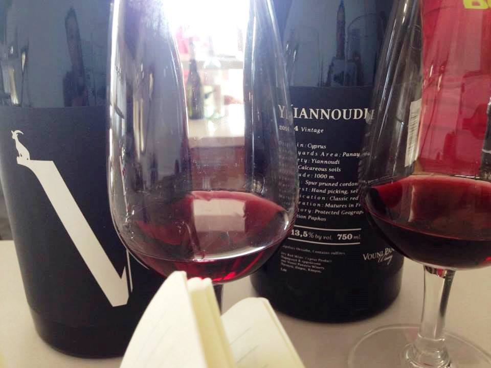 Yiannoudi, another grape of potential