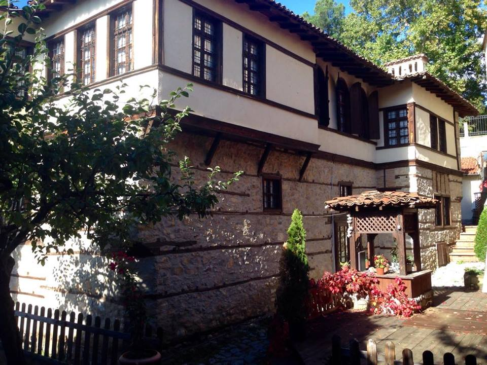 Traditional guest house 300 years old